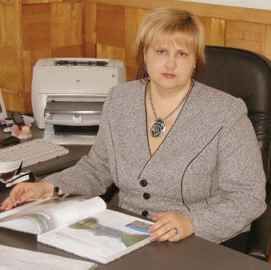 Екатерина Алексеевна Костина